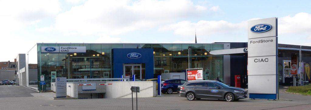 <p>Ford : Van het Gentse centrum naar het vlot bereikbare Gentbrugge.</p>