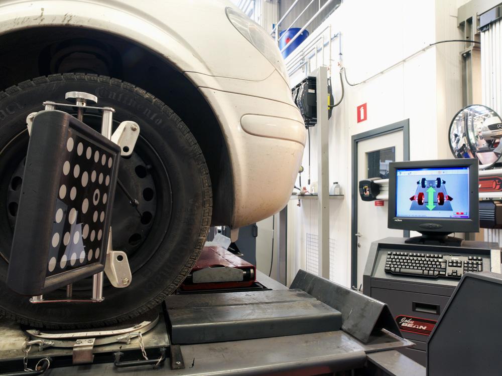 <p>John Bean wieluitlijner van het 3D type. <br />Met Mercedes-Benz aanbeveling.</p>