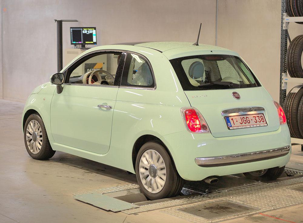 <p>Teststraat Datron ase. <br />Testen zoals op de Belgische Automobielinspectie.</p>